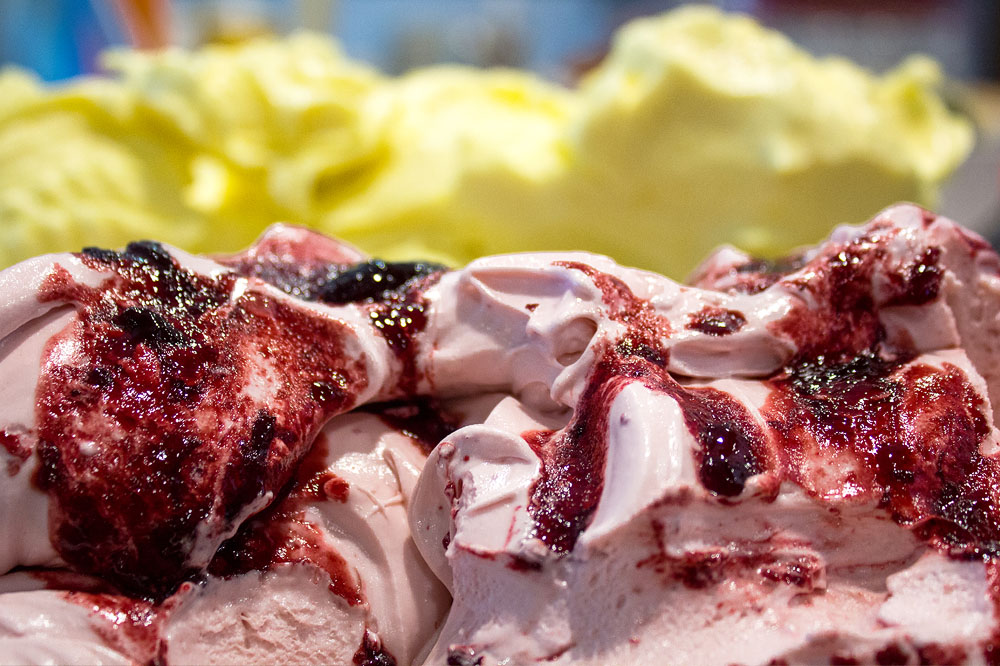 Tutti in linea con il gelato artigianale
