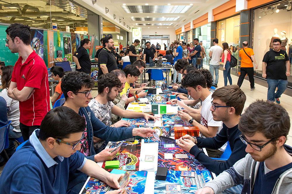 Corolla Games & Comics, viaggio al centro della fantasia