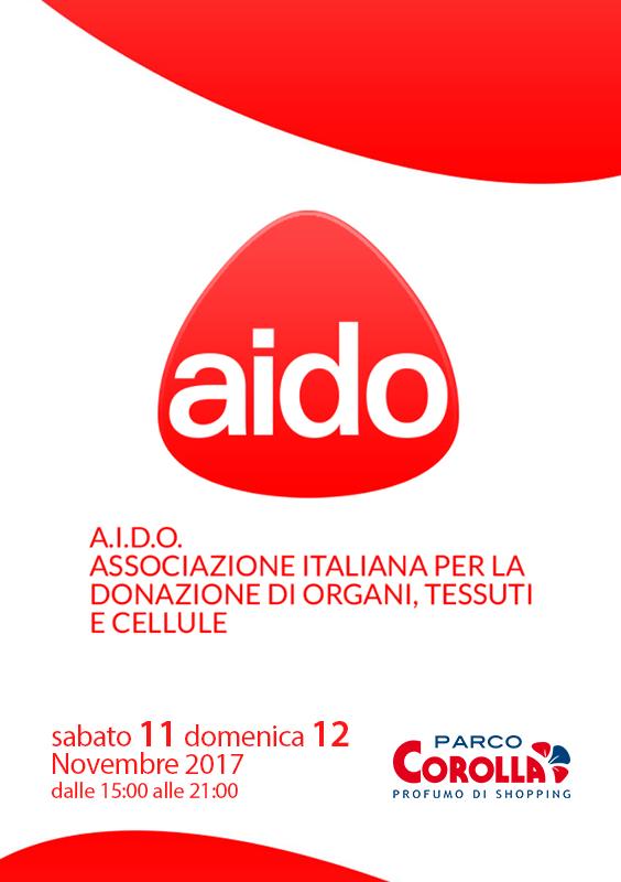 Giornate informative AIDO - Associazione Italiana Donazione