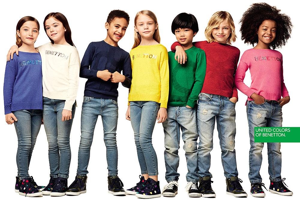 Benetton, indossiamo la sostenibilità