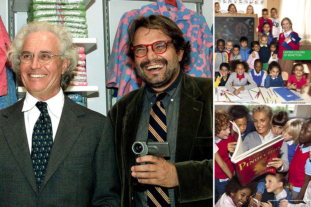 Benetton e Toscani, ritorno al futuro