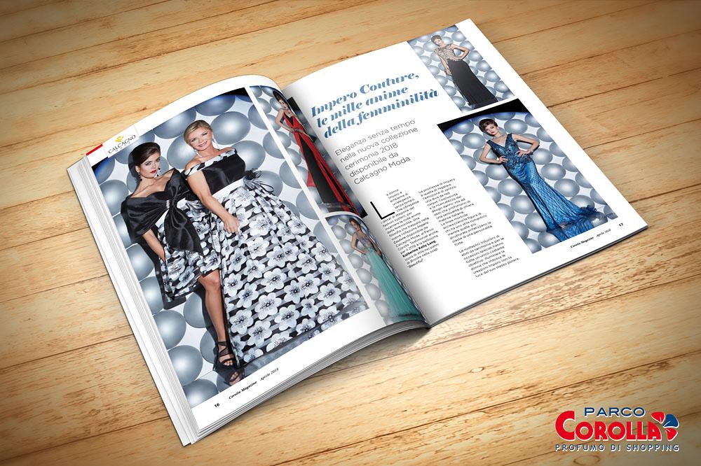 Impero Couture, le mille anime della femminilità