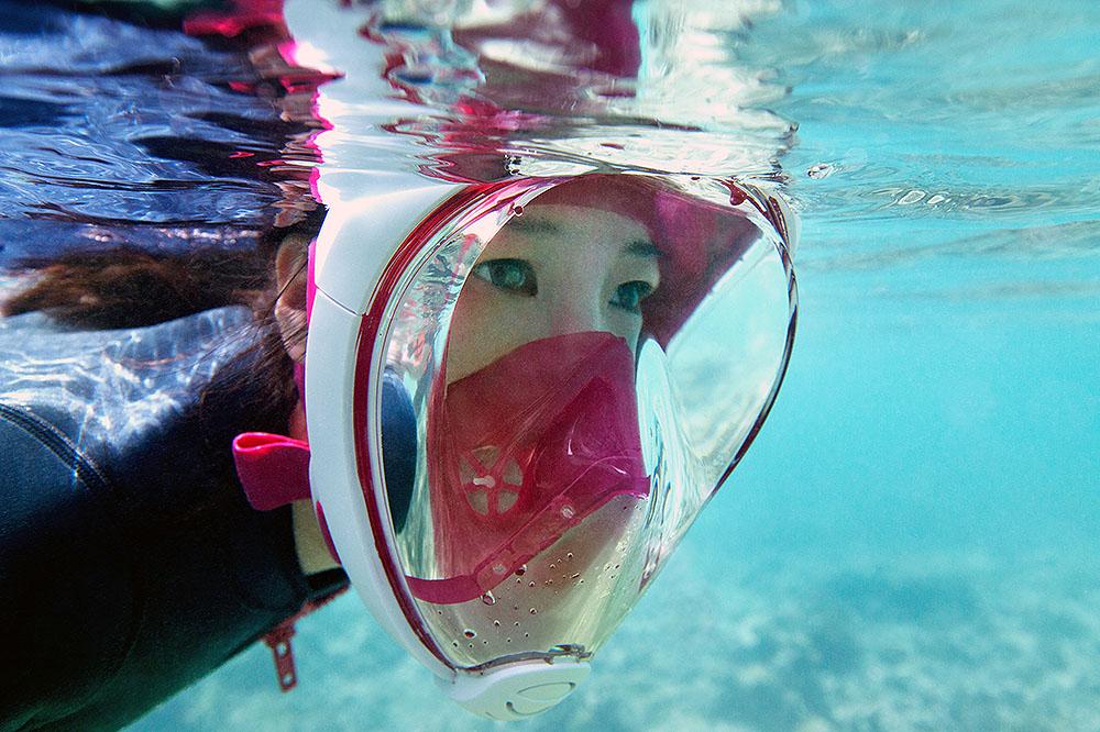 Easybreath, respiriamo sott'acqua
