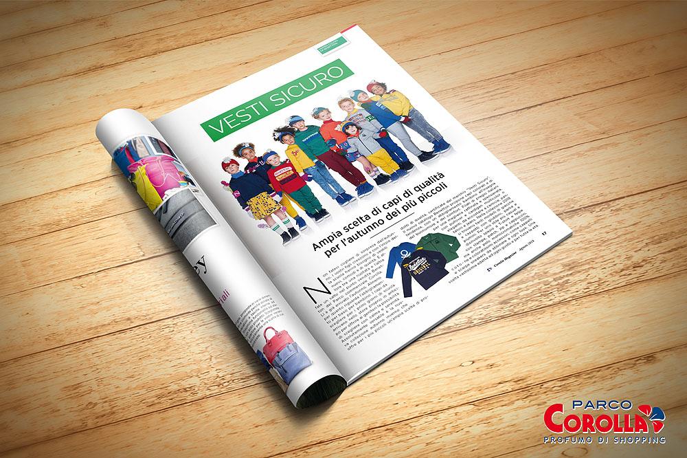 """""""Vesti sicuro"""" con Benetton"""