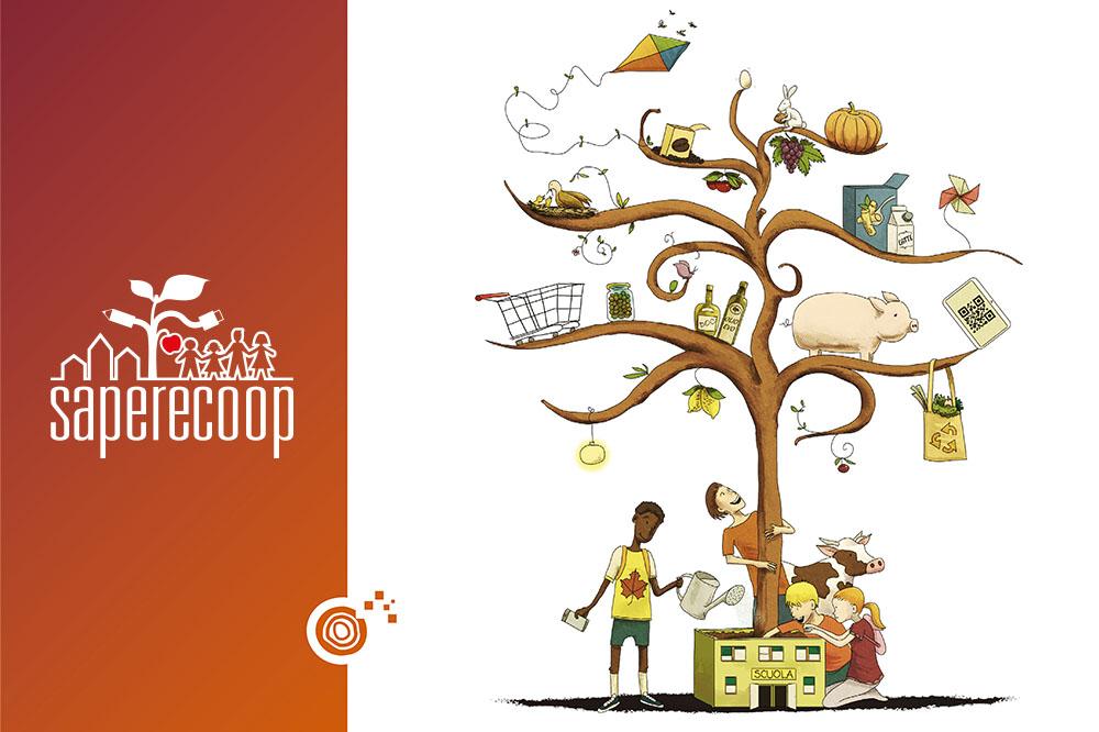 Inizia la scuola: Crescere consapevoli e informati con Coop