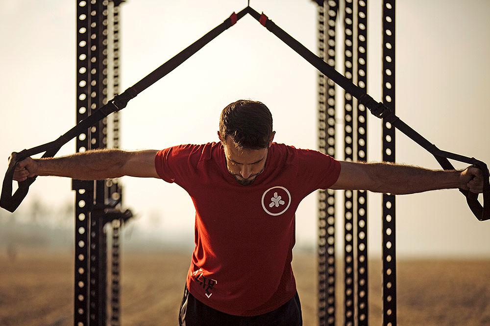 Domyos Strap Training, mille esercizi con un solo attrezzo