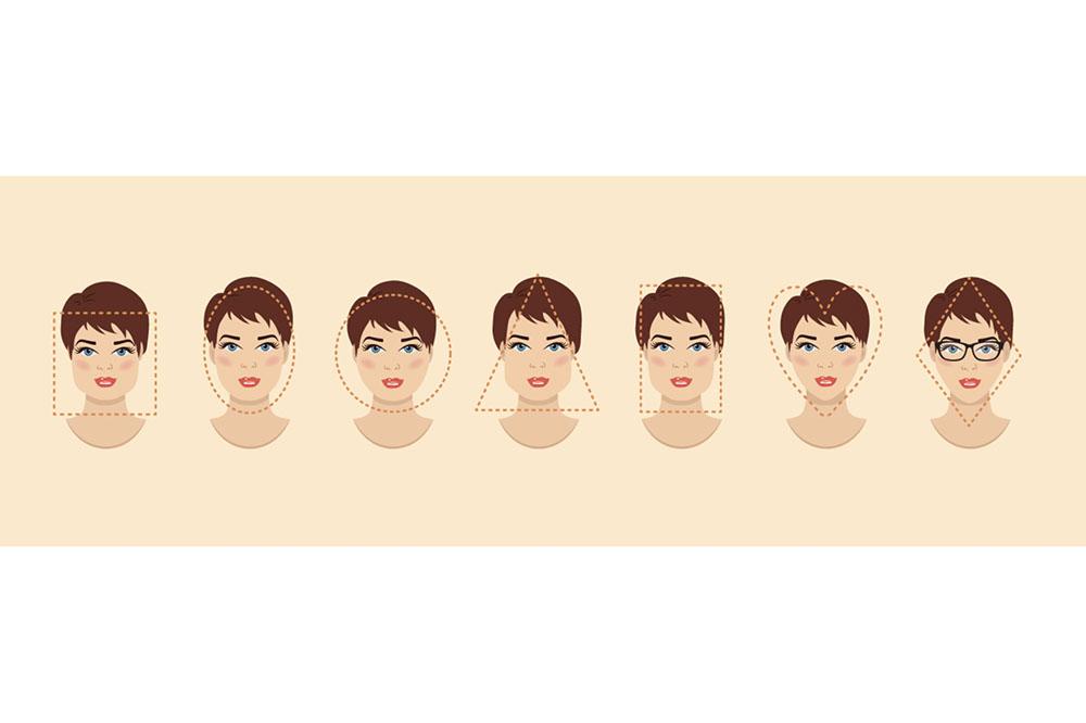 Scegliere gli occhiali da vista in base alla forma del viso