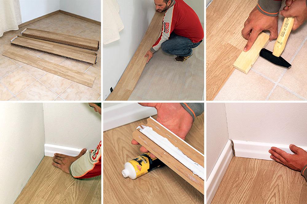 Rinnovare i pavimenti con facilità