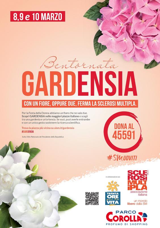 Benvenuta Gardensia