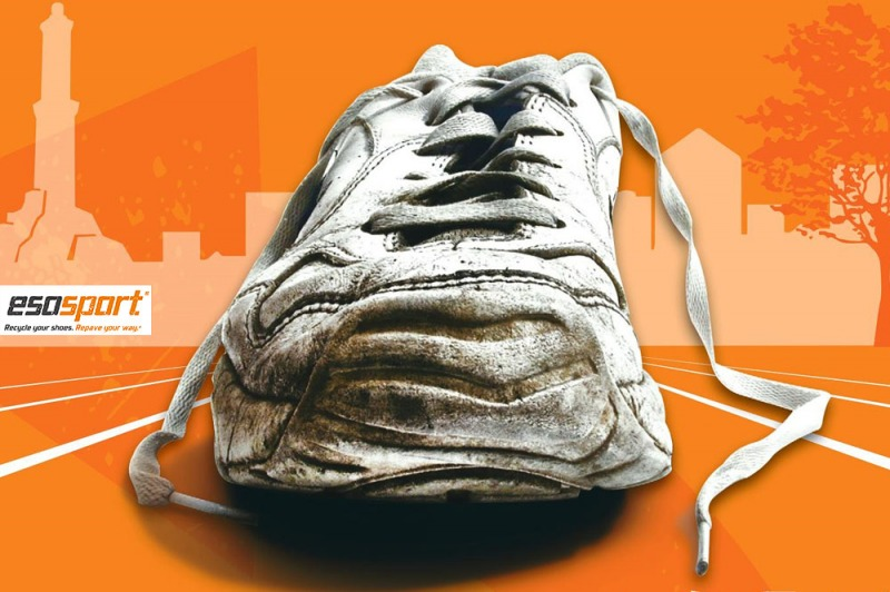 Decathlon regala una seconda vita alle vecchie scarpe da tennis
