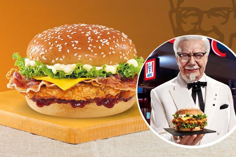 Colonel's Burger
