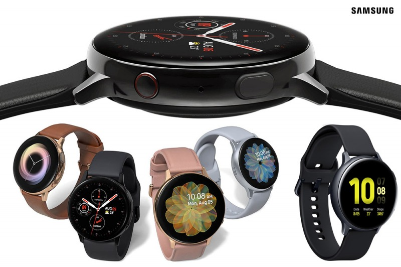 Connessi con Watch Active2