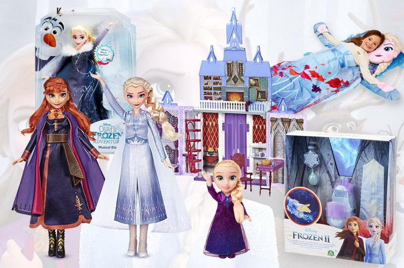 La magia di Frozen 2