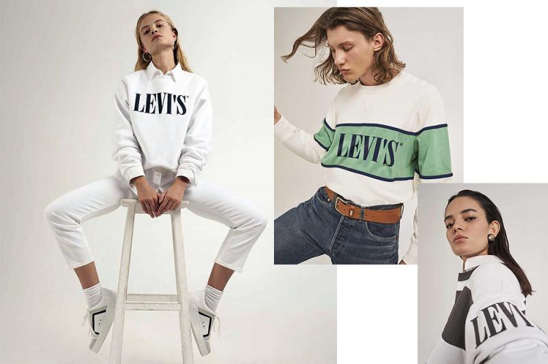 Levi's, ispirazioni anni '90