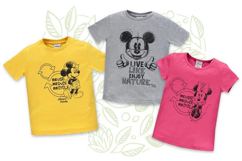 Minnie e Mickey Mouse a salvaguardia della Terra