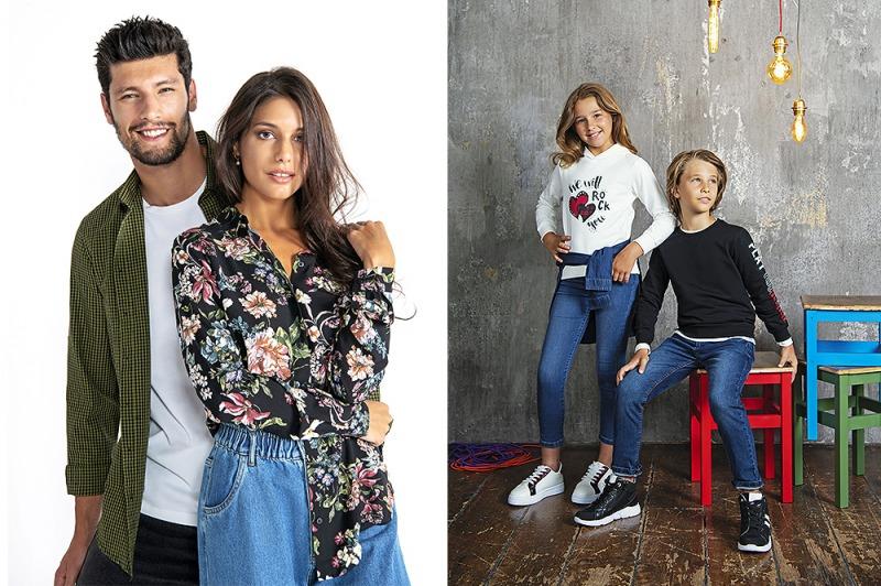 Moda di famiglia