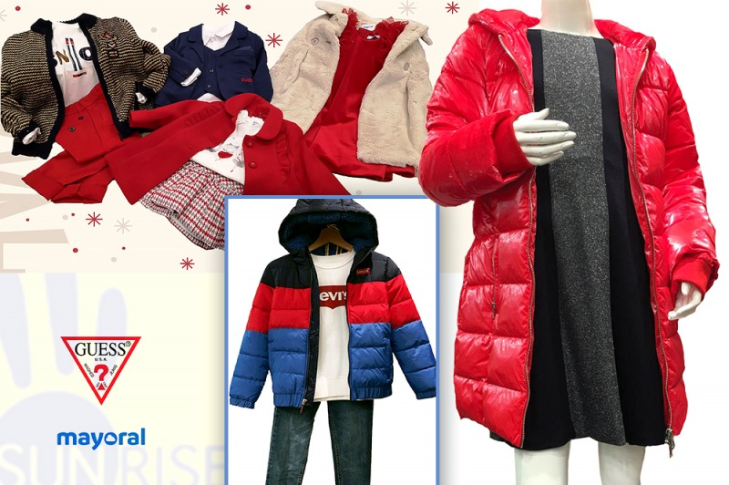 Al tuo shopping ci pensa Sunrise Kids!