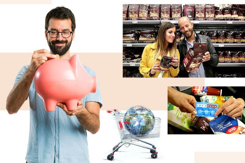 Nuova Raccolta 2021. Premi e sconti per una spesa più leggera