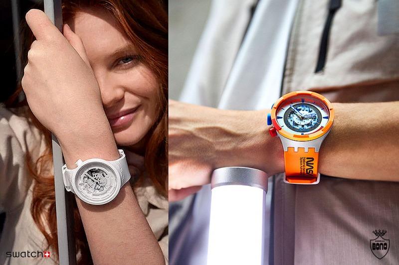 Bioceramic, rivoluzione Swatch